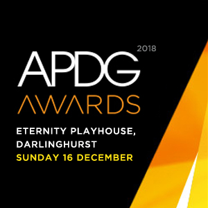 2018 APDG Awards Nominee Announcement