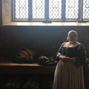 Fiona Crombie shares her process on The Favourite