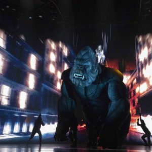 Congratulations Peter England – a Tony nomination for King Kong