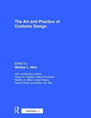 book cover for The Art and Practice of Costume Design