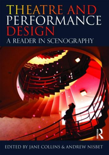 book cover of Theatre and Performance Design, A Reader in Scenography