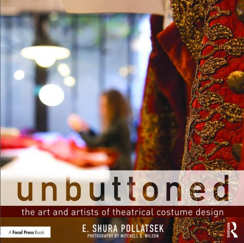 book cover for Unbuttoned