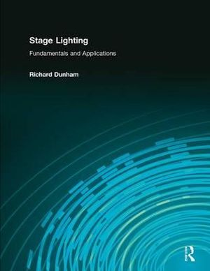 book cover for Stage Lighting