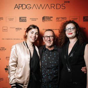 AFTRS: SUPPORTING OUR EMERGING DESIGNERS