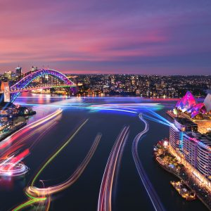 HOW WOULD YOU LIGHT UP VIVID SYDNEY 2021?